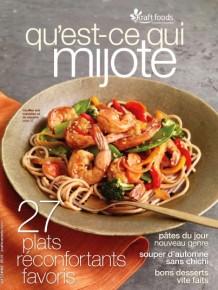 Abonnement à la revue Qu'est-ce qui Mijote de Kraf !!