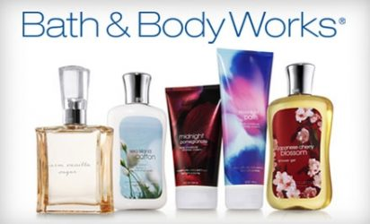 Coupon rabais imprimable de 10$ chez Bath & Body Works!