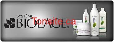 Echantillon gratuit de shampoing Biolage Advaced!