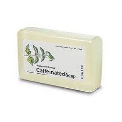 Échantillon de savon Caffeinated gratuit !