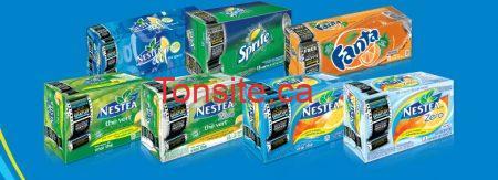 Billet de cinéma gratuit dans les boîtes de cannettes Nestlé!