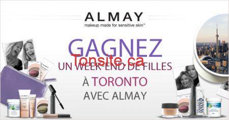 Gagnez un week-end de filles à Toronto