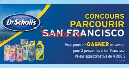 Gagnez un voyage à San Francisco