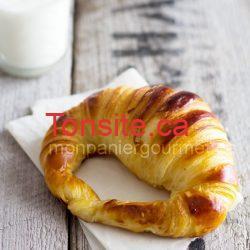 Grtauit chez MPG : recevez un croissant au kamut!