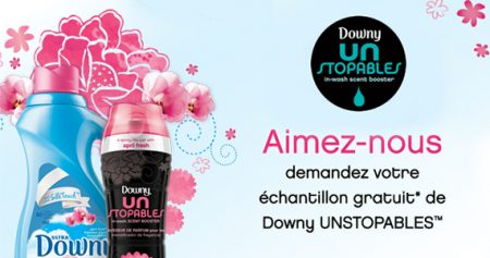 echantillon downy unstopables 570 - Échantillon de Downy Unstopable !