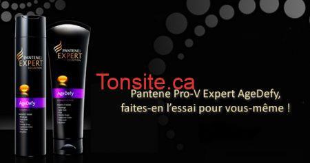 Faites l'essai du nouveau Pantene Pro-V Expert