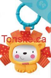 Un jouet pour bébé de Fisher-Price GRATUIT