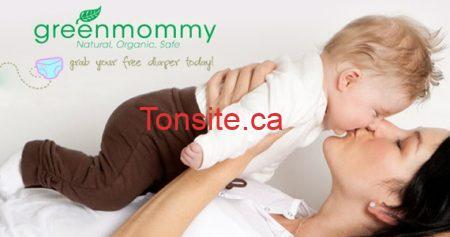 Gagnez 500 $ pour bébé avec GreenMommy