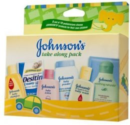 Trousse pratique de Johnson's