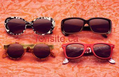 Photo of gagner 4 paire de lunettes d'une valeur de 3200 $