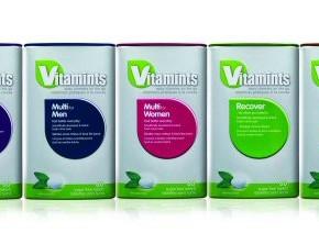Coupon rabais de 2 $ sur tout produit vitamints !