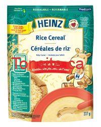 Coupon rabais de 1,50 $ à l'achat d'un (1) sac de 227 g de céréales Heinz pour bébés!