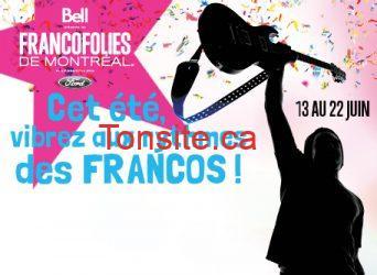 Courez la chance de gagner  Billets pour divers spectacles à Montréal !!