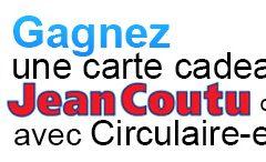 Gagnez une carte-cadeau Jean Coutu de 50$ !!