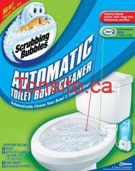 Scrubbing Bubbles : Obtenez un produit gratuit ou un coupon d'1$ !!