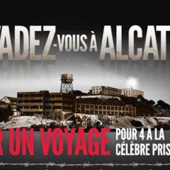 Gagnez 1 des 6 séjours pour 4 à Alcatraz