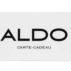 Gagner une carte cadeau Aldo de 50$