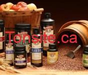 Échantillon gratuit de l'huile organique Barlean's !!