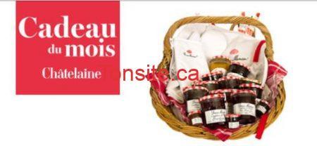 Gagnez un panier cadeau de confiture Bonne Maman à gagner!