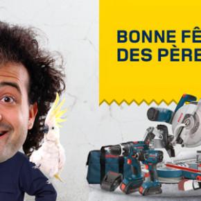 Gagnez 2 500 $ d'outils Bosch et Dremel