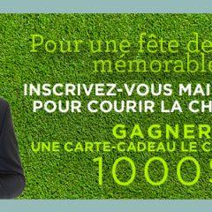Virée de shopping de 1 000 $ Le Château