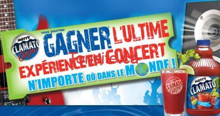 concours motts concert voyage 570 - Gagnez un voyage au concert de votre choix!