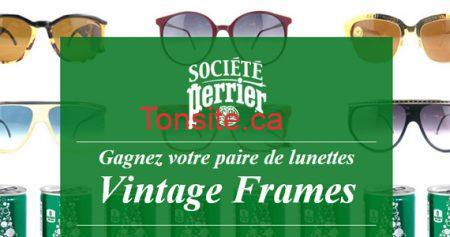Gagnez une paire de lunettes vintages