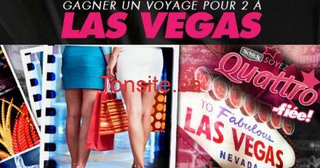 Gagnez un voyage à 2 à Las Vegas !