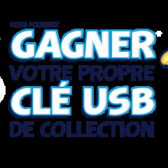Gagnez une collection USB gratuite d'Excel