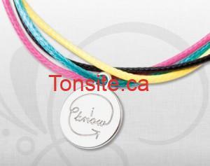 Pour les filles: Demander un bracelet gratuit