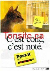 Remise postale Post-it de 10$!
