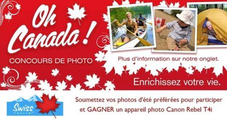 Super concours photo Swiss Natural !