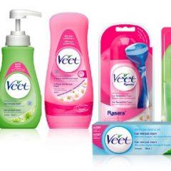 SmartSource: plusieurs coupon rabais pour les produits VEET !