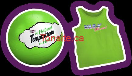 1500 WIK TankTop FR RGB v3 - Amassez cinq (5) codes d'emballages de toute variété de Gâteries TEMPTATION et recevez un (1) débardeur (taille unique), une (1) balle distribuant des gâteries pour chats et un (1) échantillon de 12 g de gâteries TEMPTATIONS!