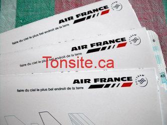633 billet avion air france - Gagnez des billets d'avion Air France pour l'Europe