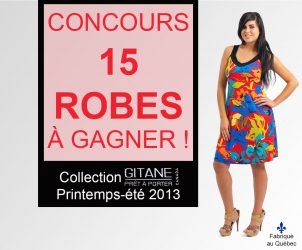 CONCOURS ROBE