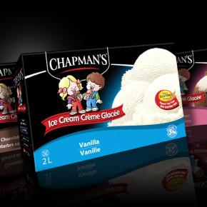 Chapmans coupon 290x290 - Coupon 5$ pour les desserts surgelés de Chapman's