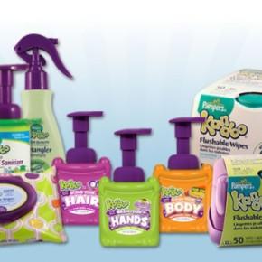 Kandoo2 290x290 - Nouveaux coupon rabais 1.00$ à imprimer sur L'un des produits Kandoo pour enfants !