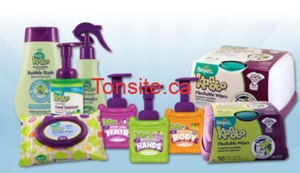 Kandoo2 - Nouveaux coupon rabais 1.00$ à imprimer sur L'un des produits Kandoo pour enfants !