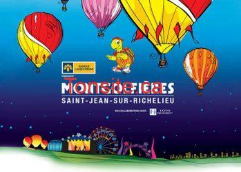 Montgolfieres 590 - Gagner un forfaits familiaux pour l'International de montgolfières !