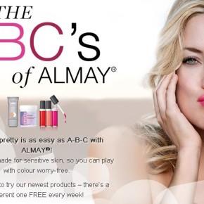 almay 290x290 - Surveillez la page facebook de Almay pour des échantillons gratuits!