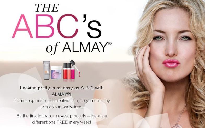 almay 785x490 - Surveillez la page facebook de Almay pour des échantillons gratuits!