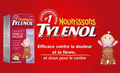 Photo of Rabais postal de 1,50 $ à l'achat d'un produit TYLENOL® pour enfants ou pour nourrissons