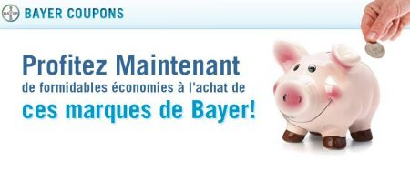 bayer coupons - Coupons rabais a imprimer des marques  Bayer!