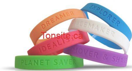 bracelet - Demandez votre bracelet Gratuitement