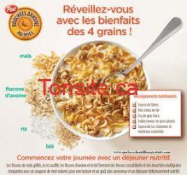 cereales - Céréales Bouchées d'avoine au miel à 0,99$ après coupon!