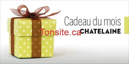 chatelaine fila - Gagner un panier cadeaux FILA avec Châtelaine