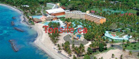 coconut bay beach resort and spa - Concours Vacances Air Canada : gagnez un voyage au Coconut Bay Beach Resort & Spa