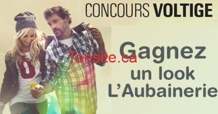 concours aubainerie vrak gala 570 - Gagnez un look L'Aubainerie de 1 000 $