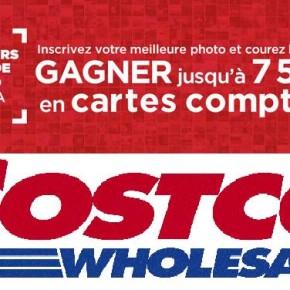 concours costco 290x290 - Concours Costco : gagnez jusqu'à 7 500$ en cartes comptant!